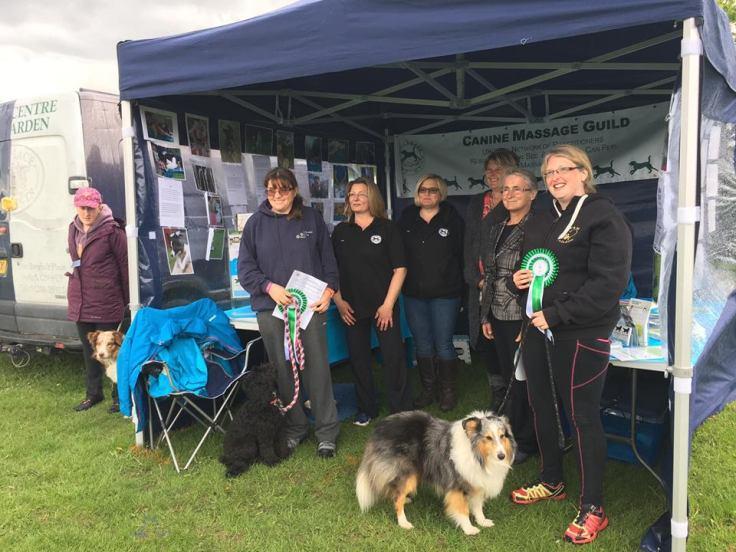 UKA Canine Massage Guild Challenge2